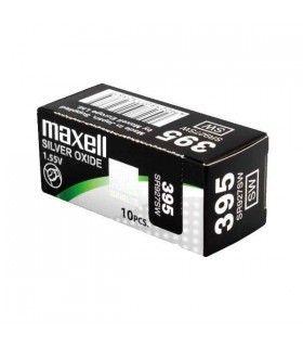 Pilhas para relógio Maxell 395
