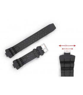 PU watch band for Citizen watches, Diloy CIT4