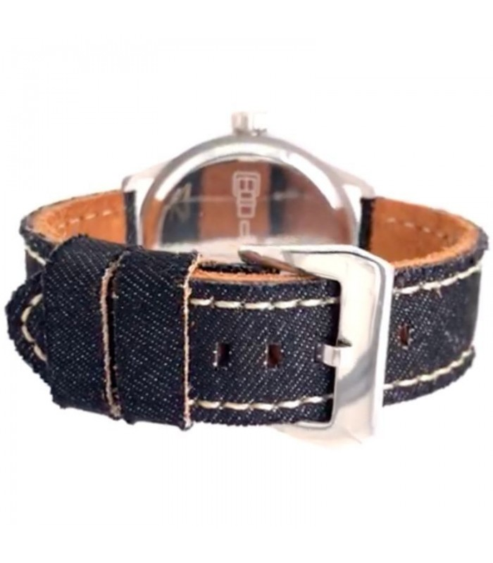 watch straps made of denim by Diloy 389
