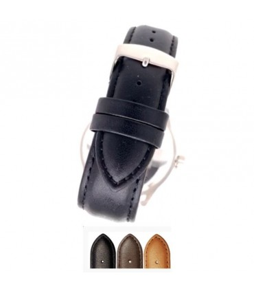 Leather watch straps Ref 702