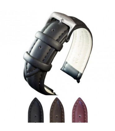 Leather watch straps Ref 77