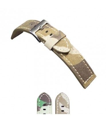 Leather watch straps Ref 370