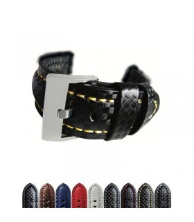 Leather watch straps Ref 374