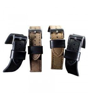 Cinturino orologio in pelle Ref 399