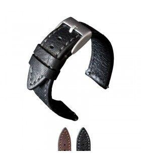 Bracelets de montre en cuir Ref 404