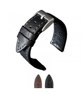 Leather watch strap, Diloy Revolution 404
