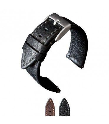 Cinturino orologio in pelle Ref 404