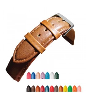 Leather watch straps Ref 302EL