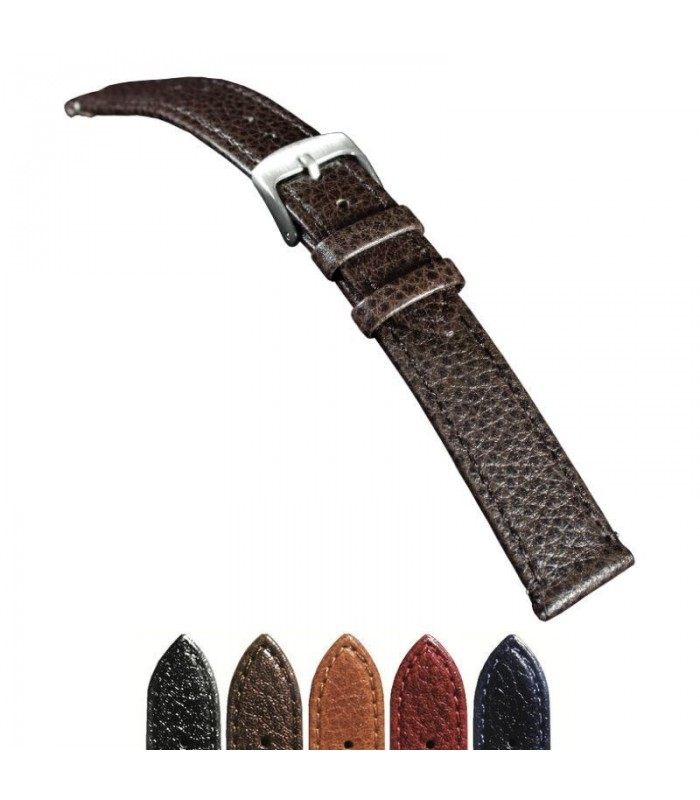 Leather watch strap diloy 86 Extra lenght