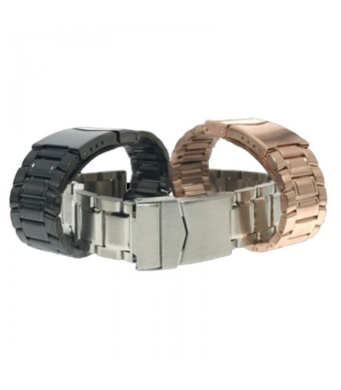 Metal watch band, Diloy 1119