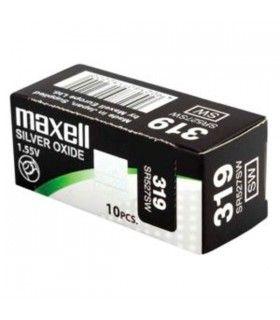 Watch Battery MAXELL 319/SR527SW