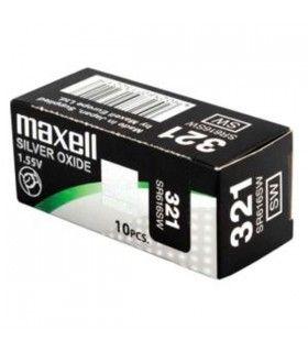 Bateria de relogio MAXELL 321/SR616SW