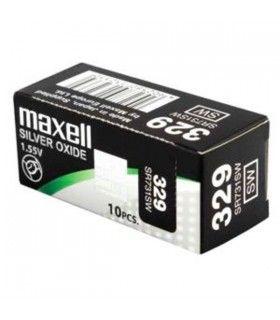 Watch Battery MAXELL 329/SR731SW