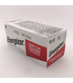 Watch Battery ENERGIZER 315/SR716SW