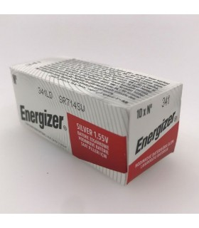 Pilas de Botón ENERGIZER 341/SR714SW