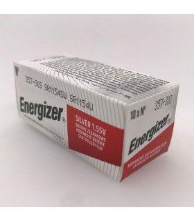 Pilas de Botón ENERGIZER 357/303/SR1154