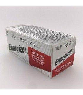 Pilas de Botón ENERGIZER 362/361/SR721