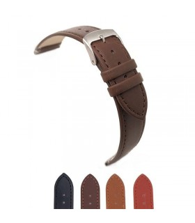 Leather watch straps model 421