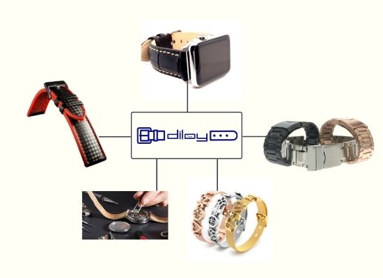 Diloy Watch Straps Collection