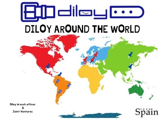 Diloy Watch Straps around the word