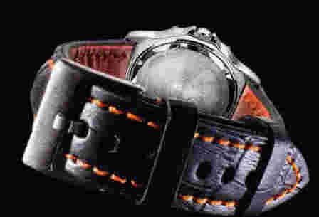 bracelet montre cuir diloy