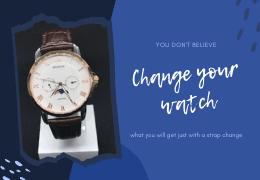 Transformando un reloj clásico